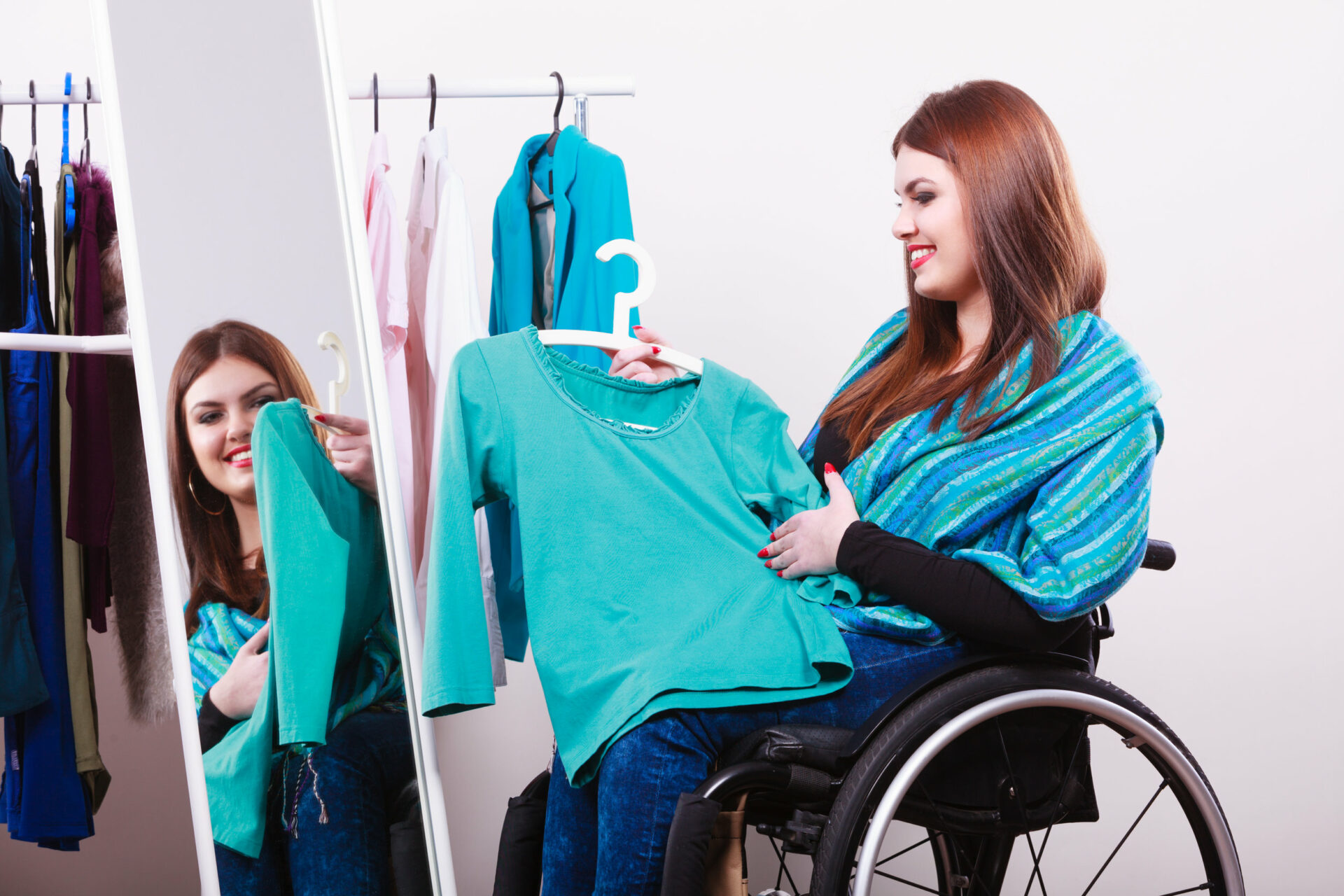 5 Ways to Make your Closet Accessible