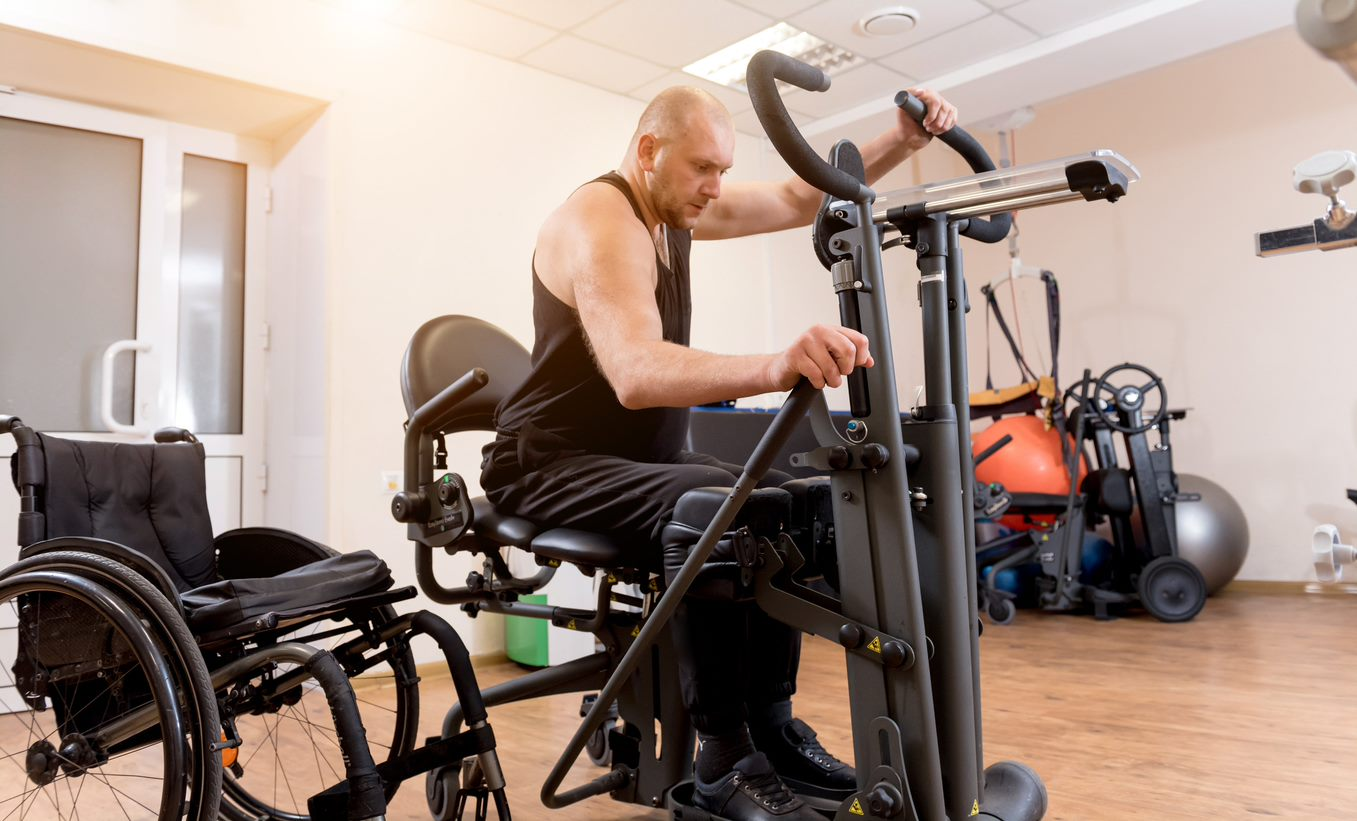 At-Home Exercise Equipment for Wheelchair Users