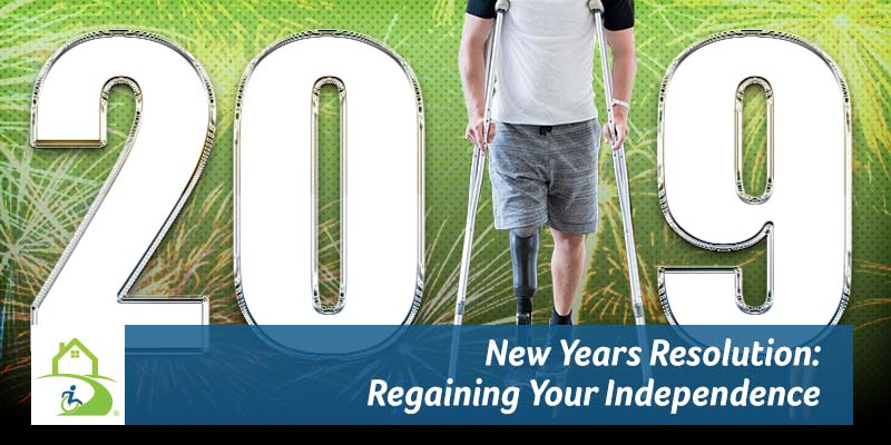 New Year's Resolution: Regaining Your Independence