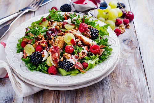 Simple Healthy Summer Salads