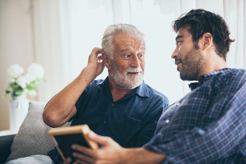 Meaningful Questions to Build Relationships with Seniors