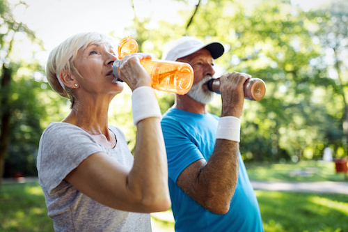 4 Tips to Help Seniors Stay Hydrated