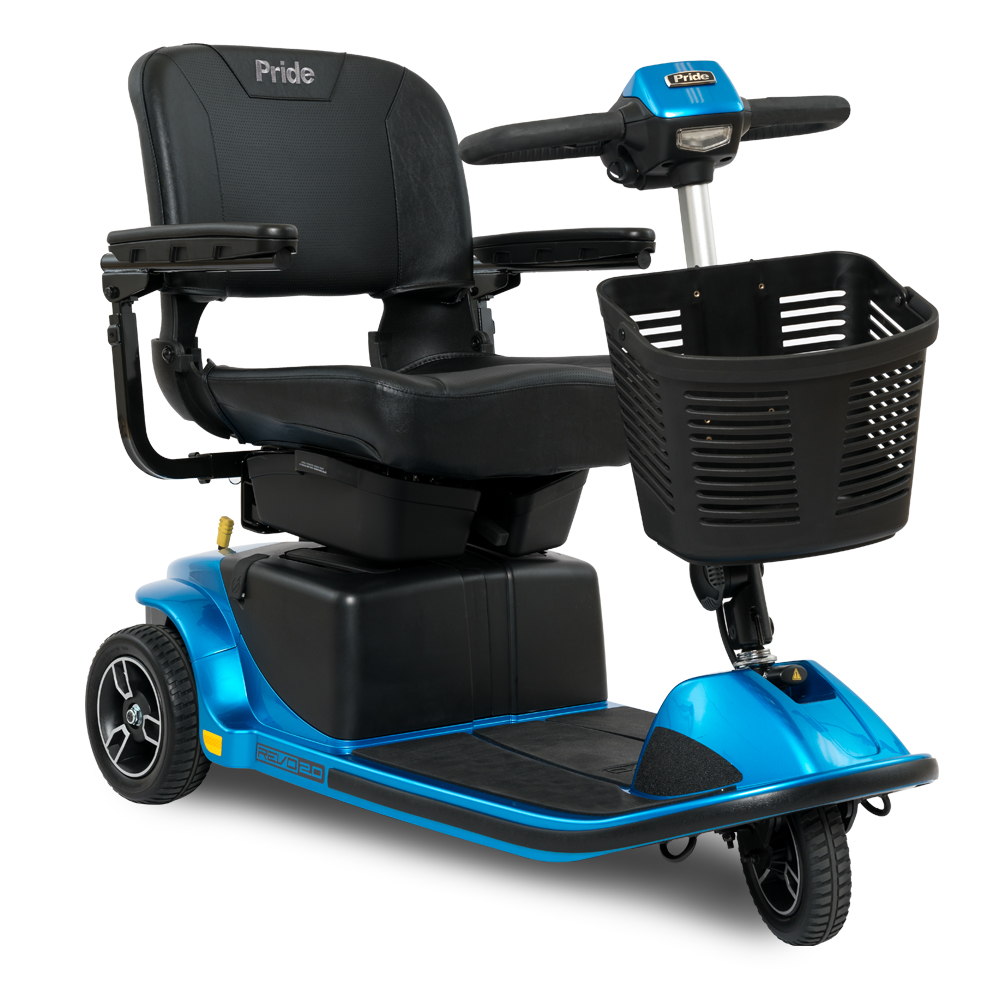 How to Stay Safe When Using a Mobility Scooter