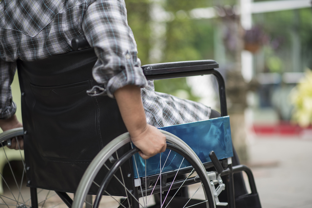 Next Day Access December 2020 Blog 13 5 Dangers Caused By Damaged Wheelchairs