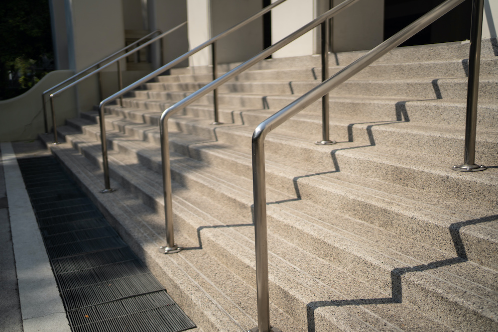 Accessibility Obstacles in Public Places