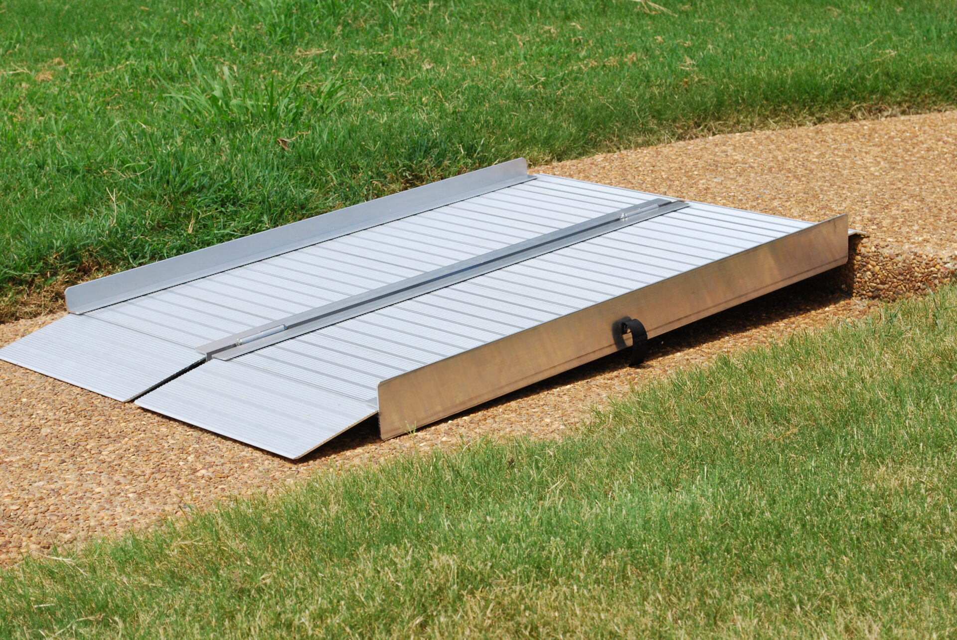 Accommodate Your Holiday Guests with a Portable Ramp