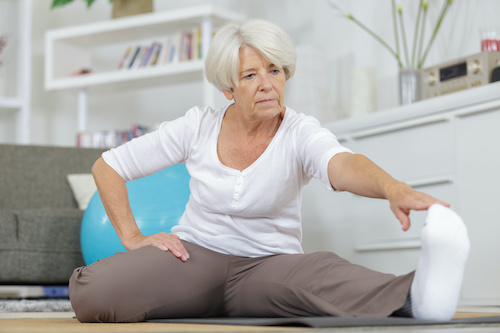 The Importance of Continuing Senior Exercise As the Weather Changes