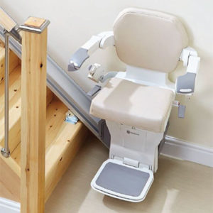 xclusive straight stairlift